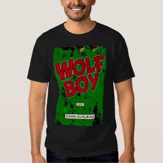Wolf Boy Cover 1 Tshirt