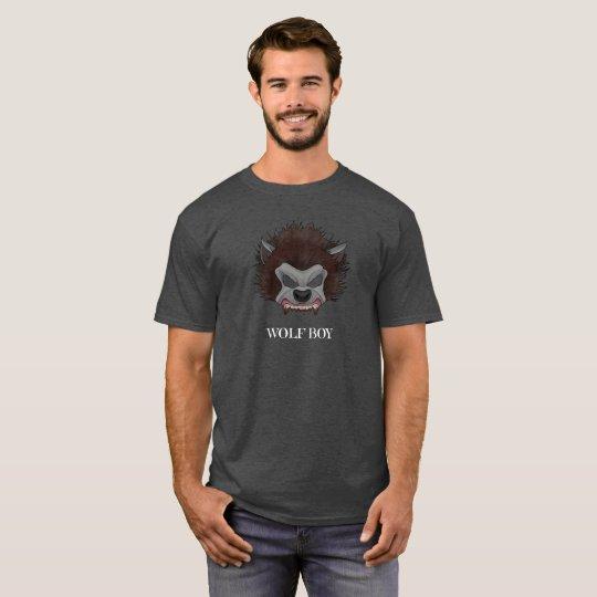 Wolf Boy - Men's shirt