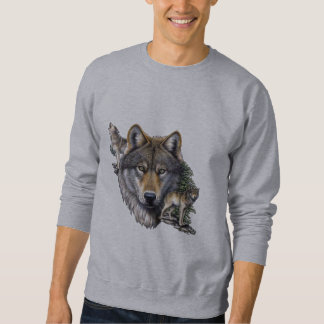 WOLF BRET SWEATSHIRT FOTC FLIGHT OF THE CONCHORDS