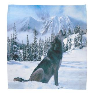 Wolf Call Bandana