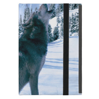 Wolf Call Cover For iPad Mini