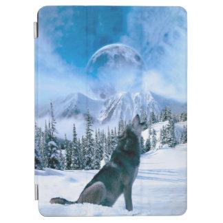 Wolf Call iPad Air Cover