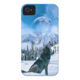 Wolf Call iPhone 4 Case