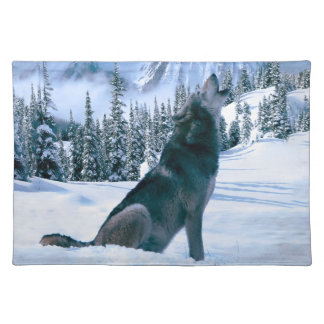 Wolf Call Placemat