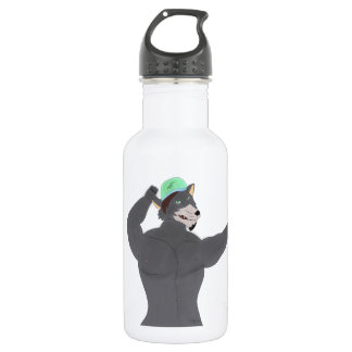 WOLF CAPE BOTTLE TOILETS/BOTTLE WOLF CAP
