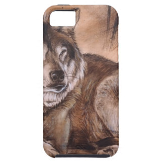 Wolf Case For The iPhone 5