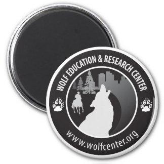 Wolf Center Magnet
