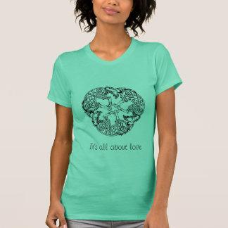 Wolf Circle T-Shirt