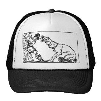 wolf-clip-art-4 cap
