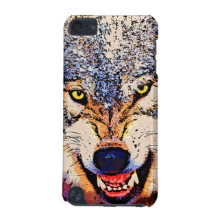 WOLF CLOSE-UP iPod Touch Speck Case