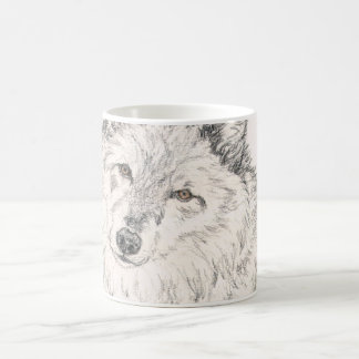 Wolf Coffee Mug Alpha Female