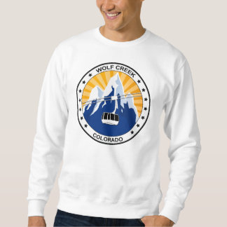 Wolf Creek Colorado Sweatshirt