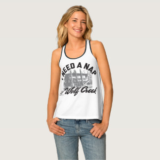 Wolf Creek Nap - Women's All-Over Print Tank