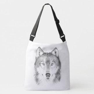 Wolf Crossbody Bag