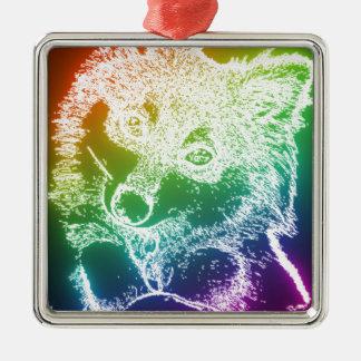 Wolf Cub Christmas Ornament