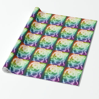 Wolf Cub Wrapping Paper