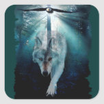 Wolf & Eagle Clans Wildlife Art