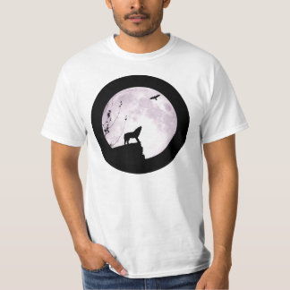 Wolf & Eagle - Full Moon Shirt