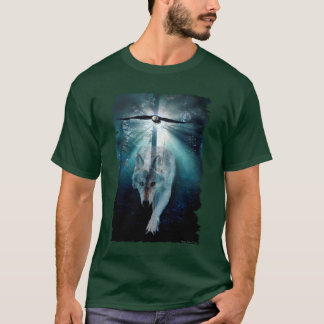 WOLF & EAGLE Wildlife Series T-Shirt