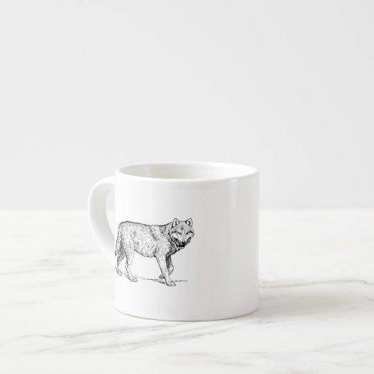 Wolf Espresso Cup