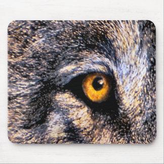 Wolf Eye Mouse Mat