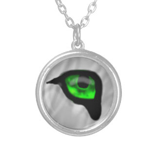 Wolf Eye Necklace
