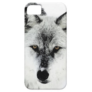 Wolf Eyes Barely There iPhone 5 Case