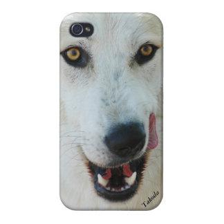 Wolf Eyes Case Savvy iPhone 4 Case