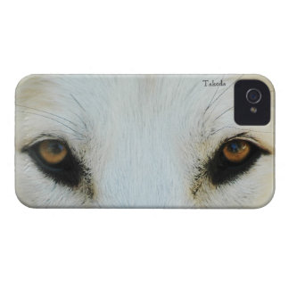 Wolf Eyes iPhone 4 Barely There Universal Case iPhone 4 Covers