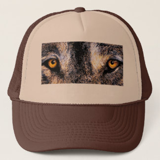 Wolf Eyes Trucker Hat