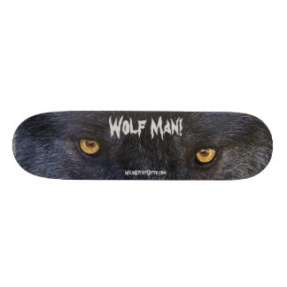 WOLF EYES Wildlife-Supporter Wild Skateboard