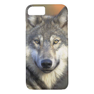 Wolf Face iPhone 7 Case