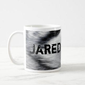 Wolf face personalized mug