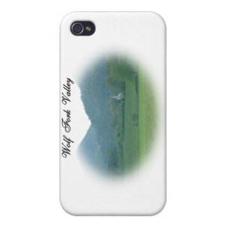 Wolf Fork Valley iPhone 4/4S Cases