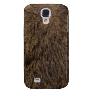 Wolf Fur 3G/3GS Galaxy S4 Case