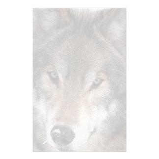 Wolf Gaze Stationery