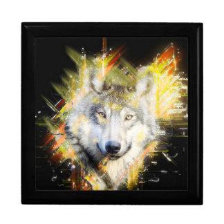 Wolf Gift Box