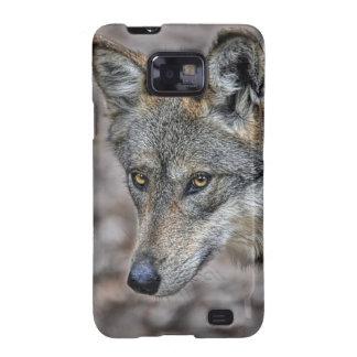 Wolf Glimpse Samsung Galaxy Cover