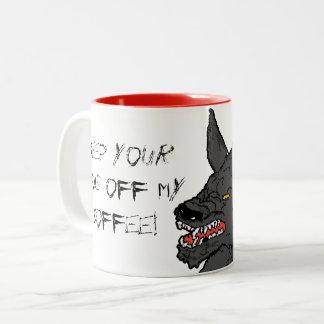 Wolf Got My Coffee Mug