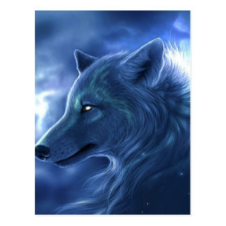 Wolf Guardian Post Cards