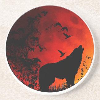 wolf howl coaster