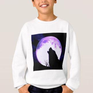 Wolf Howl Kid's Sweatshirt