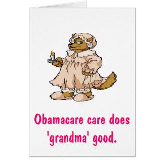 Wolf in Grandma's Clothing Cards
