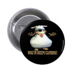 Wolf In Sheeps Clothing Badges