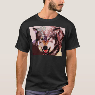 Wolf in Snow T-Shirt