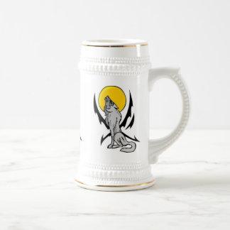 Wolf In The Wild Coffee Mug
