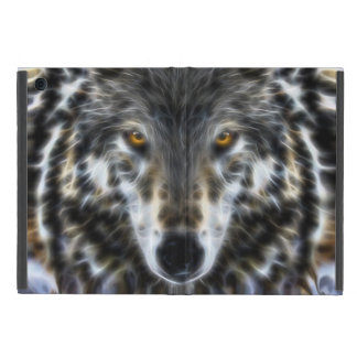 Wolf Inspirational airbrush Portrait iPad Mini Cover