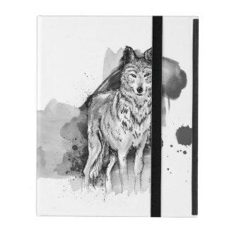 Wolf iPad Case 2/3/4
