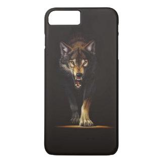 wolf iPhone 7 plus case
