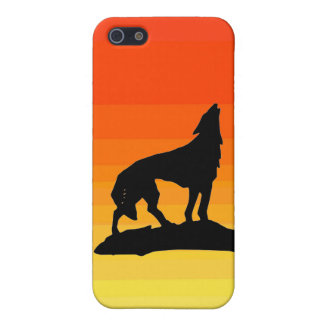 Wolf Iphone case Cover For iPhone 5/5S
